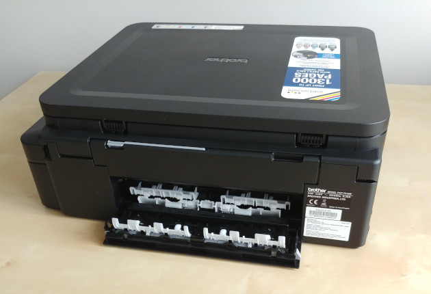Brother DCP-T510W tył