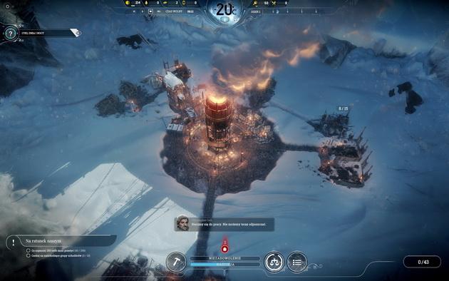 Frostpunk - na ratunek naszym