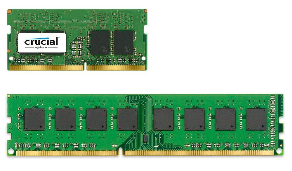 DDR4 SO-DIMM i DDR3 SO-DIMM