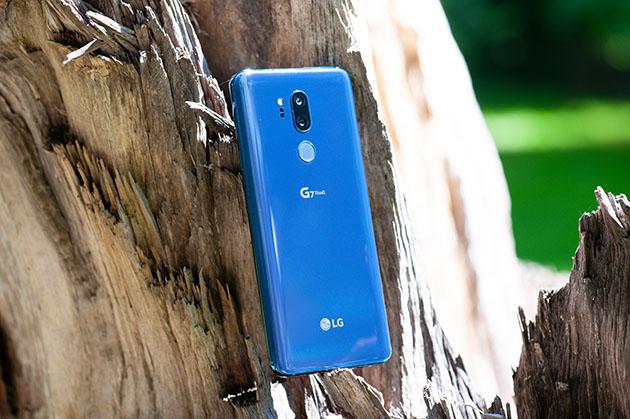 LG G7 - pierwsze wrażenia