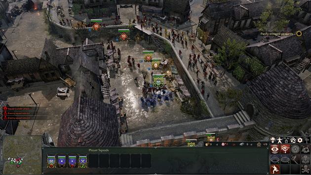 Ancestors Legacy - walka o zamek