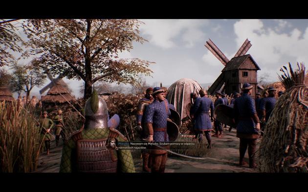 Ancestors Legacy - kampania fabularna Mieszka I