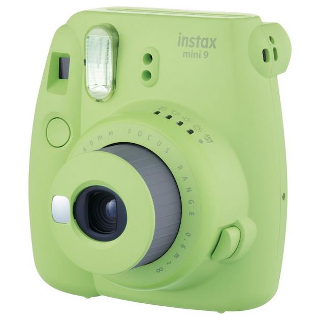 Prezenty na Dzień ziecka w sklepie RTV Euro AGD - aparat Fujifilm Instax Mini 9