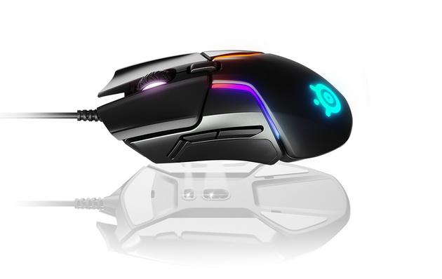 Prezenty na Dzień Dziecka w sklepie RTV Euro AGD - mysz dla graczy Steelseries Rival 600 RGB