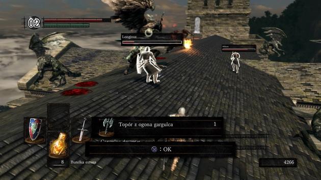 Dark Souls: Remastered - walka w kooperacji