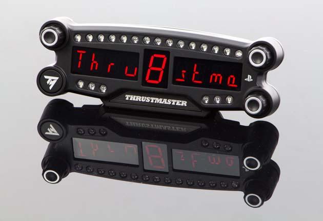 Thrustmaster BT LED Display - panel na szkle