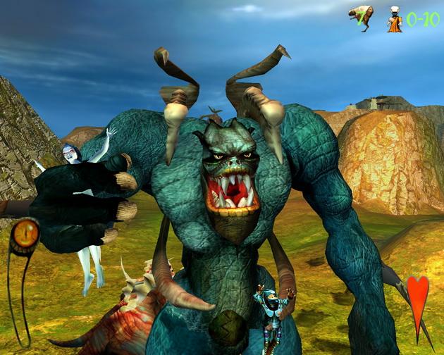 Najciekawsze gry z Kolekcji Benchmarka na wyprzedaży GOG - Giants: Citizen Kabuto