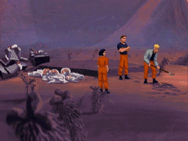 Najciekawsze gry z Kolekcji Benchmarka na wyprzedaży GOG - The Dig