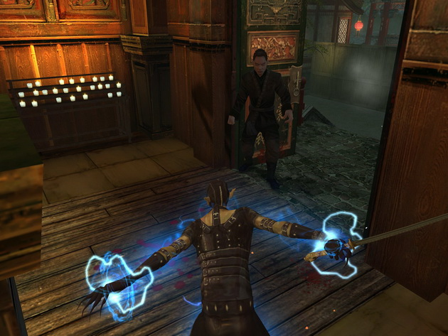 Najciekawsze gry z Kolekcji Benchmarka na wyprzedaży GOG - Vampire: The Masquerade Bloodlines