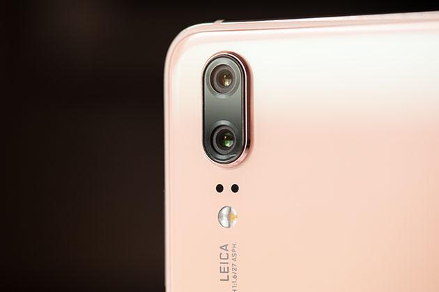 Huawei P20 - aparat