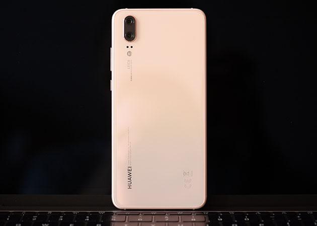 Huawei P20 - tył