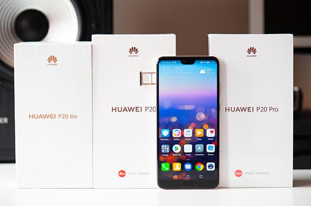 Huawei P20 - telefon flagowy 2018