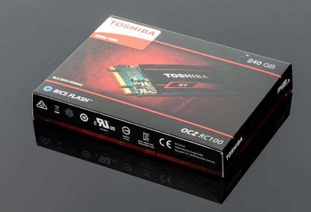 Toshiba OCZ RC100 240 GB