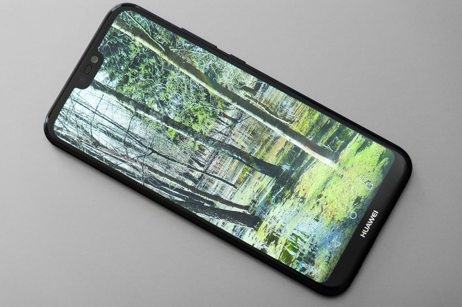 Huawei P20 Lite - ekran