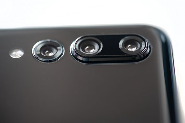 Huawei P20 Pro - aparat