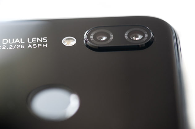 Huawei P20 Lite - aparat
