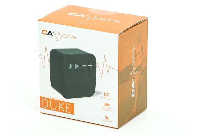 CA Duke - opakowanie