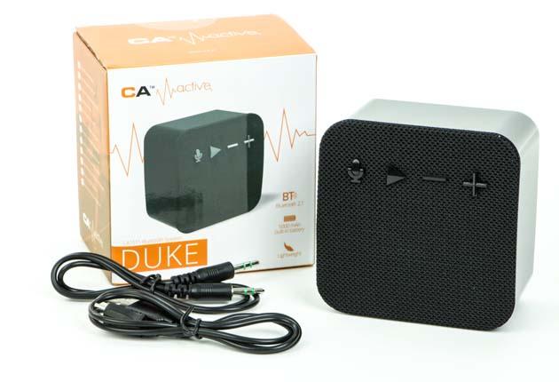 CA Duke - zawartość opakowania
