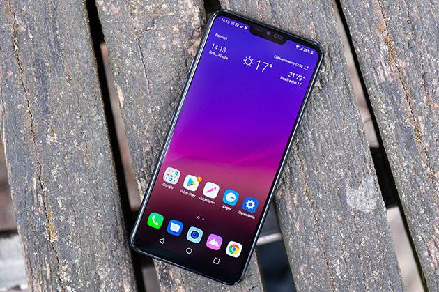 LG G7 - test i recenzja