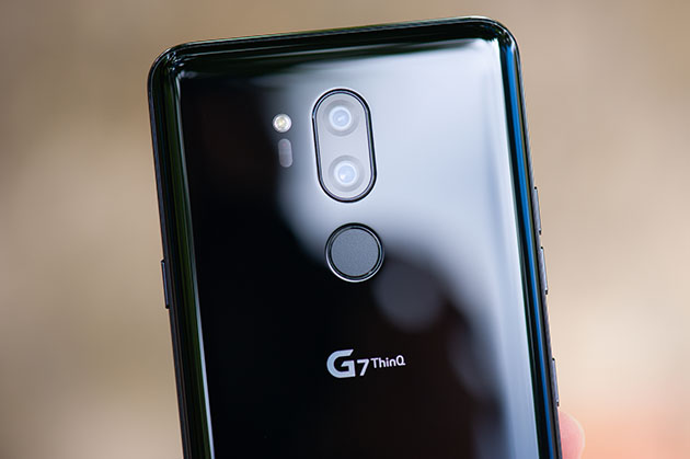 LG G7 - czarny