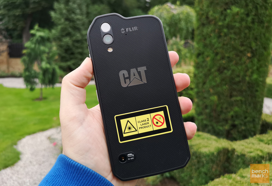 CAT S61 FLIR