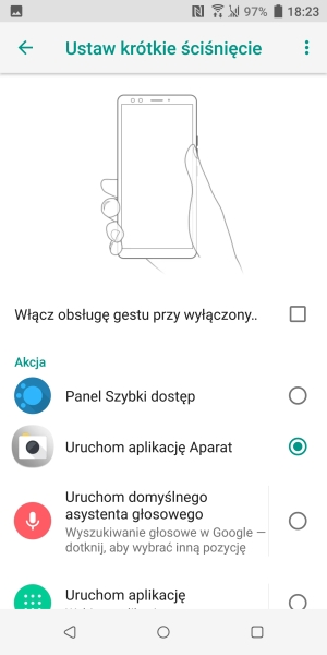 HTC U12+ Edge Sense 2