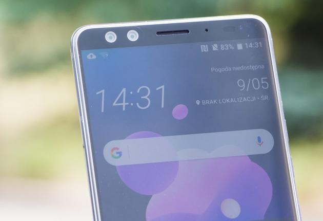 HTC U12+ ekran