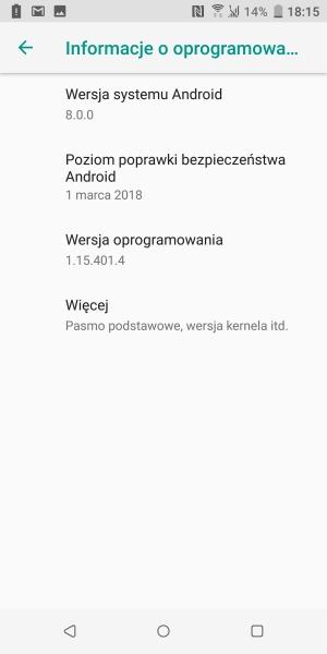 HTC U12+ system