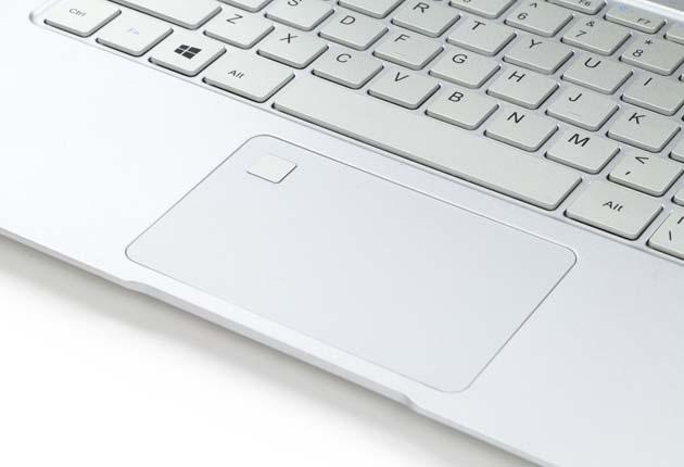 Kiano Elegance13.3 360 touchpad