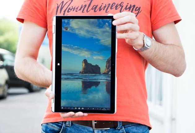Kiano Elegance13.3 360 tryb tabletu