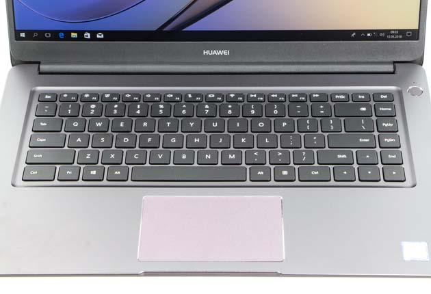 Huawei MateBook D klawiatura