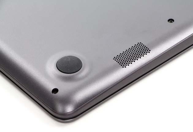 Huawei MateBook D głośniki