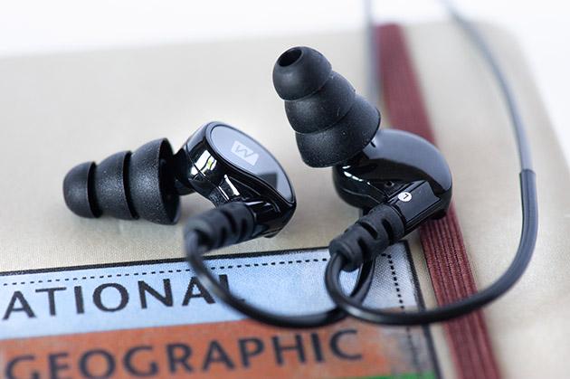 MEE Audio X1 - słuchawki do telefonu