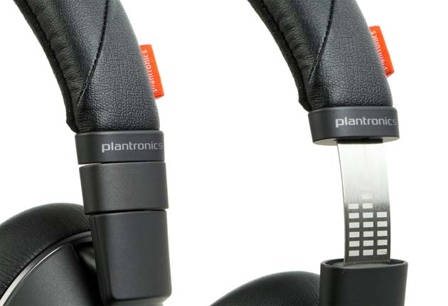 Plantronics Voyager 8200 UC - regulacja pałąku