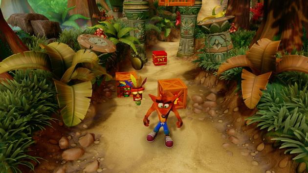 Crash Bandicoot N'Sane Trilogy - Crash w wyzwaniu czasowym