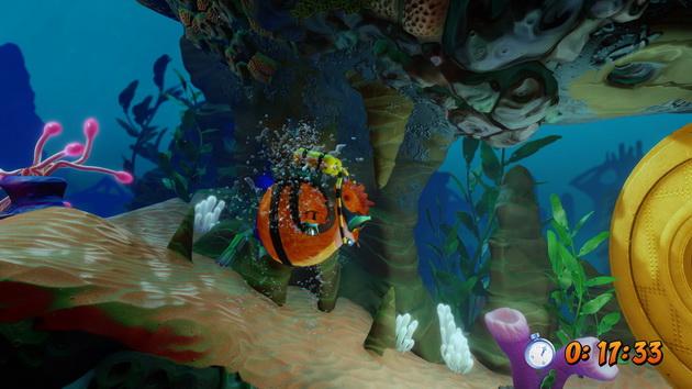 Crash Bandicoot N'Sane Trilogy - Crash tuż przed wybuchem