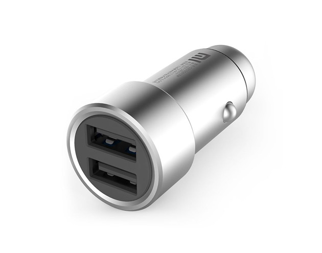 Xiaomi Mi Car Charger Dual USB 2 USB