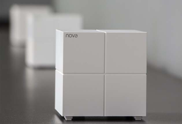 Tenda nova MW6 - kostka Rubika