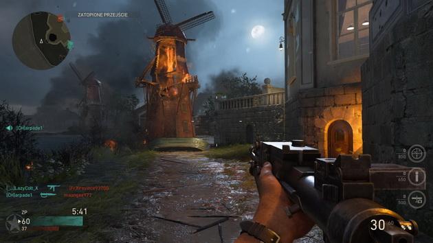 Call of Duty: WWII United Front DLC - akcja w Holandii