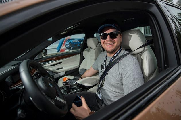 BMW M5 - benchmark.pl