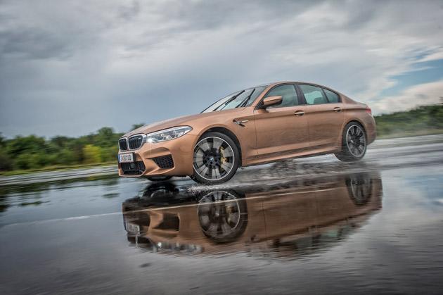 BMW M5 xDrive