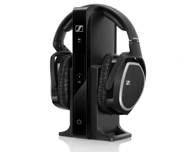 Sennheiser RS165 - najlepsze słuchawki bezprzewodowe do telewizora do 600 zł