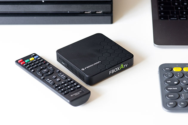 Ferguson FBOX ATV - jak ze starego TV zrobić Smart TV