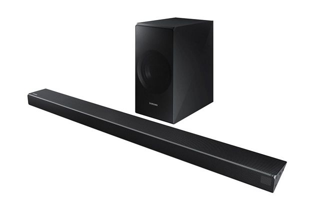 Samsung N650 - soundbar