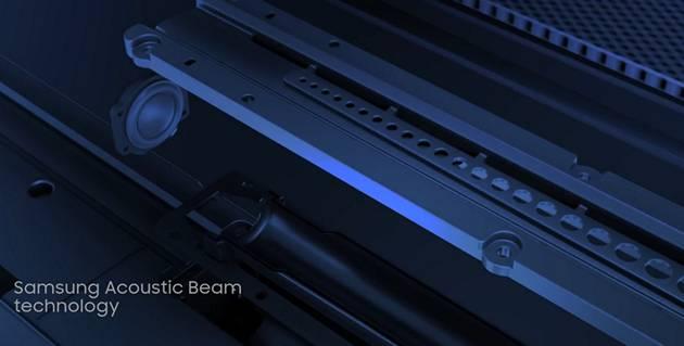 Samsung N650 - samsung acoustic beam