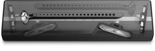 Samsung N650 - budowa