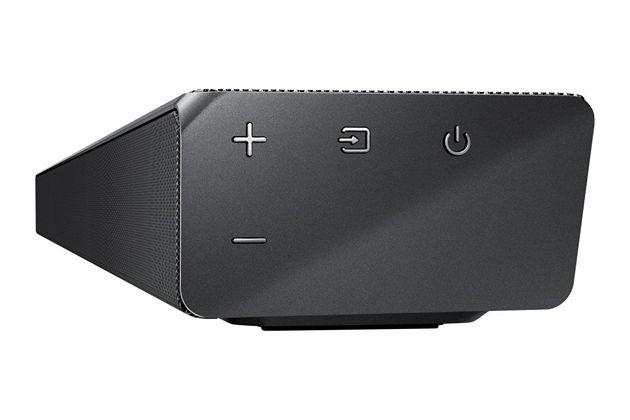 Samsung N650 - panel kontrolny