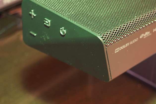 Samsung N650 - panel