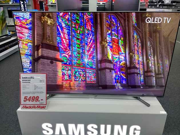 Samsung 55Q6FN - test