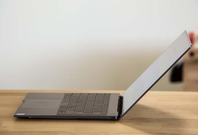 Huawei MateBook X Pro bok